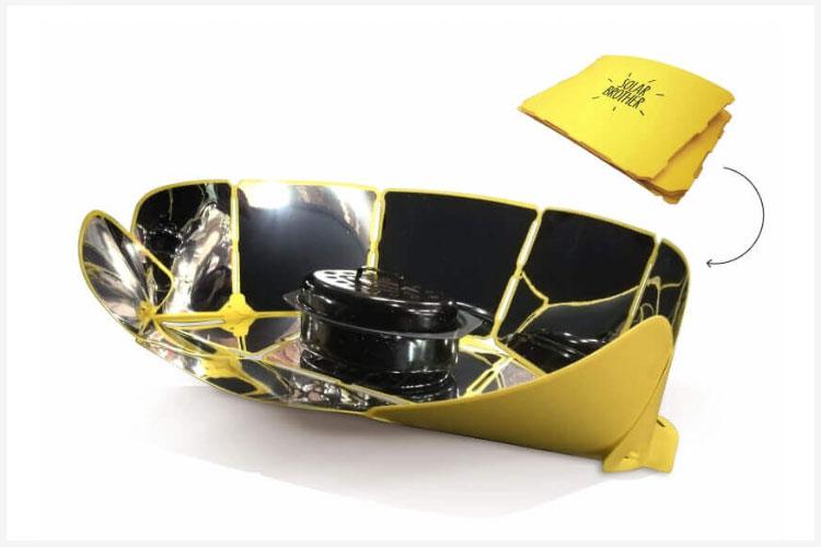 Promo-idee: eco-koken met zonnewarmte