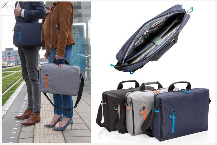 RFID laptop tas (PVC-vrij)