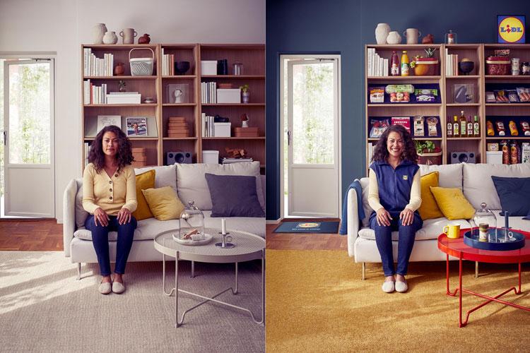 Zweden Lidl vraagt consumenten thuis een shop te openen
