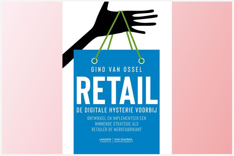 Marketing Literatuur Prijs 2019 voor Gino Van Ossel