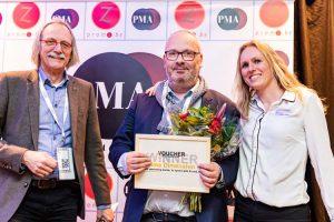 PMA awards 4me Dimension