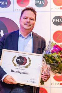 PMA awards Biznizpoint