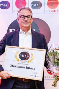 PMA awards Maximum Image uitreiking