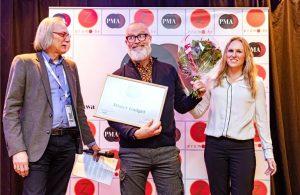 PMA awards Mister Gadget uitreiking