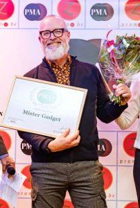PMA awards Mister Gadget winnaar