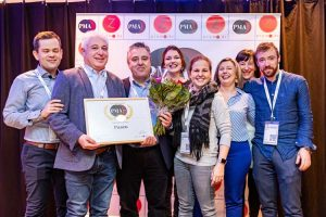 PMA awards Pasco team