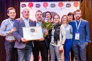 PMA awards uitreiking Pasco