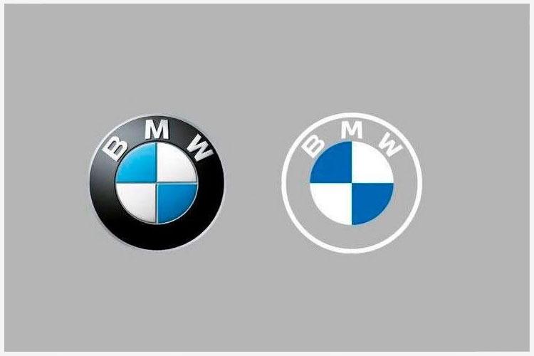 BMW komt met nieuw communicatie-logo