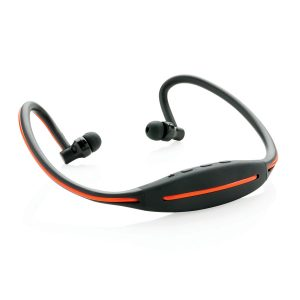 Running LED headphone
