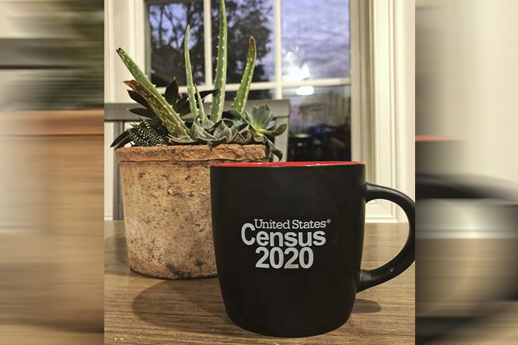USA Product media ingezet voor Census Day