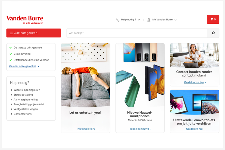 GfK shift naar online-verkoop