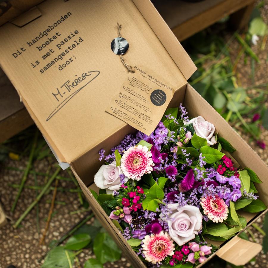 Bloombox FSC® Bloemengeschenk