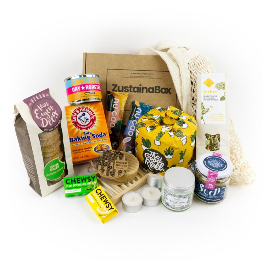 Duurzaam Eco Thuiswerk Pakket