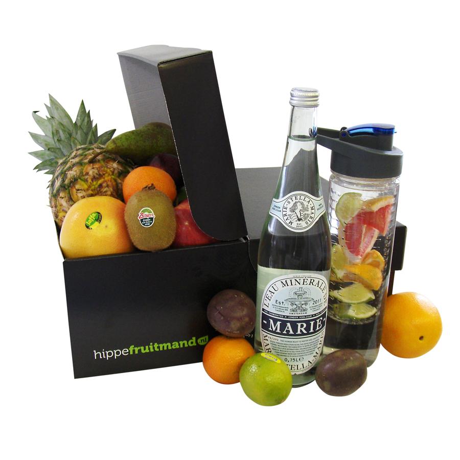 Hippefruitmand-Fruitwater-pakket
