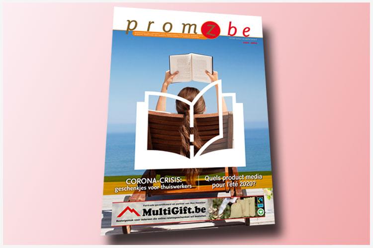 Lees nu de nieuwe editie van PromZ.be online-02-2020