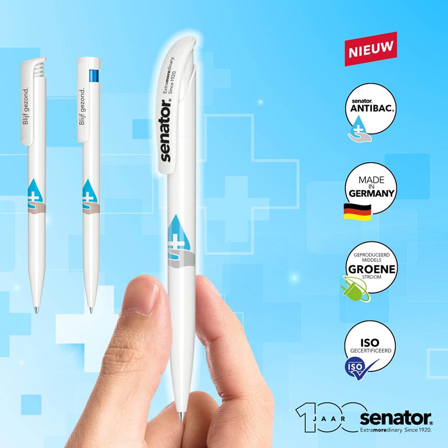 senator Antibac promotionele pennen