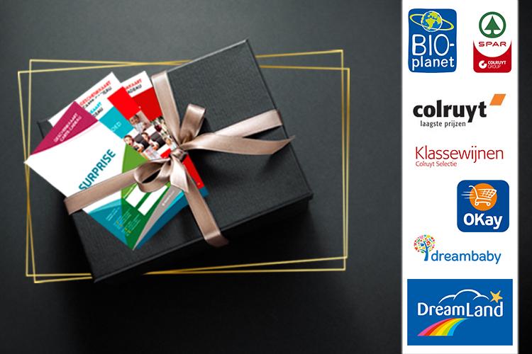 Geschenkkaart ColliShop Professional