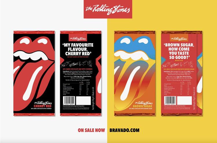 Rolling Stones meer brand dan band