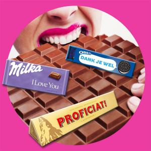 Alleen voor chocoladeliefhebbers…